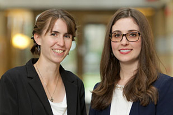 Ph.D. Students Named 2016-17 Mullen Family Fellows