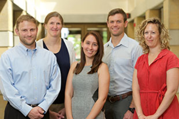 Kroc Welcomes Five New Ph.D. Students