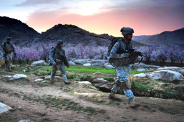 Is Afghanistan a 'Good War'?