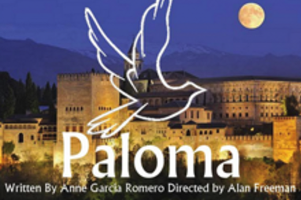 Staged reading: PALOMA by Anne García-Romero
