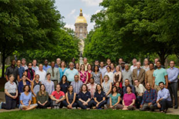 Peace Studies Faculty from Around the Globe Attend Summer Institute