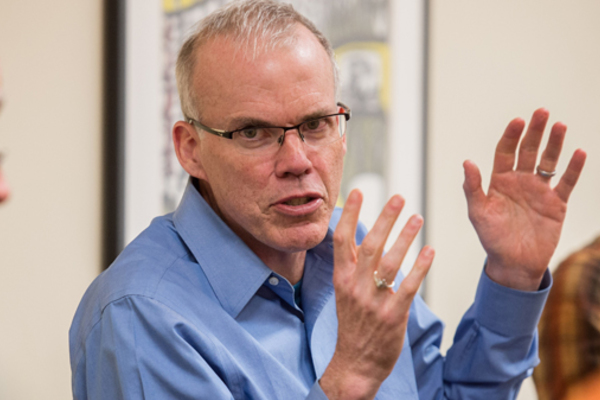 Bill McKibben to Deliver 22nd Annual Hesburgh Lecture in Ethics & Public Policy