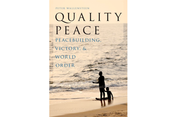 New Book Examines Conditions for Lasting Peace