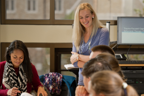 Fall 2015: A Glimpse into Peace Studies Classrooms