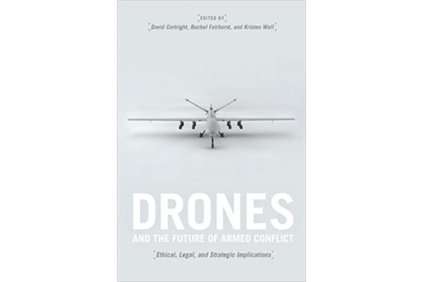 New Book Examines Ethical, Legal, Strategic Impacts of Drone Use
