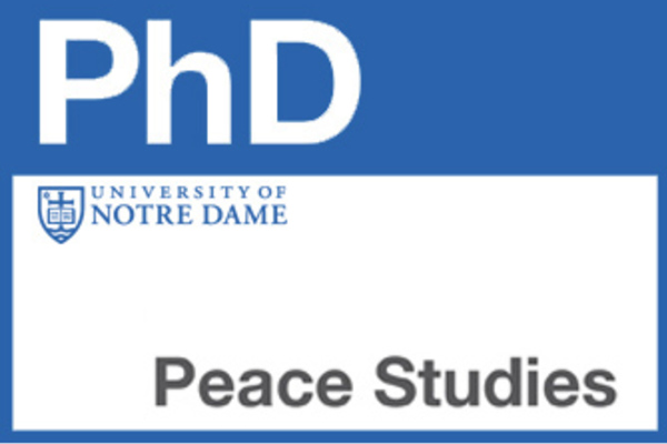 Call for Applications 2012: Ph.D. in Peace Studies