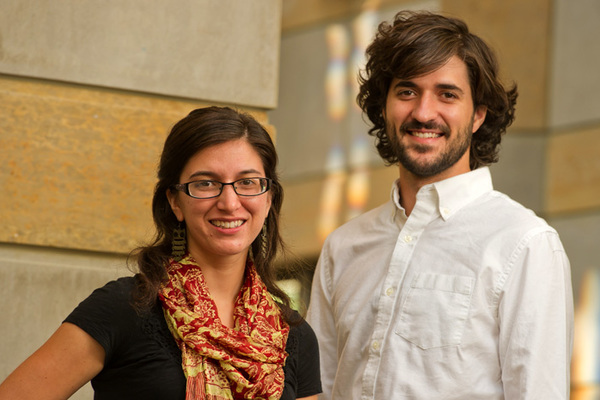 Ph.D. Students in Peace Studies Named 2013-14 Mullen Family Fellows