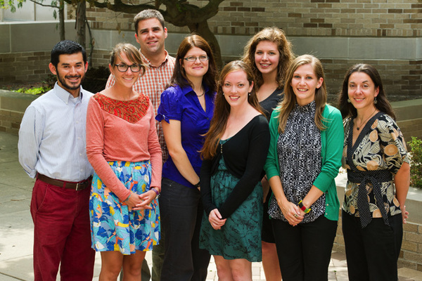 Kroc Welcomes Eight New PhD Students
