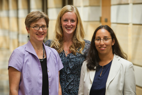 Three New Faculty Members Join Kroc Institute