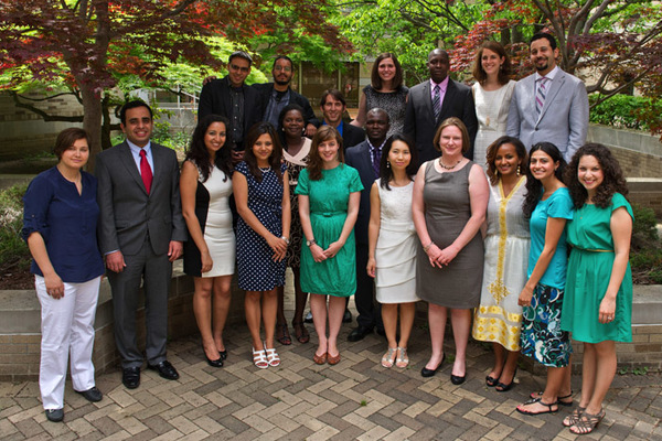 Congratulations, Peace Studies Classes of 2013