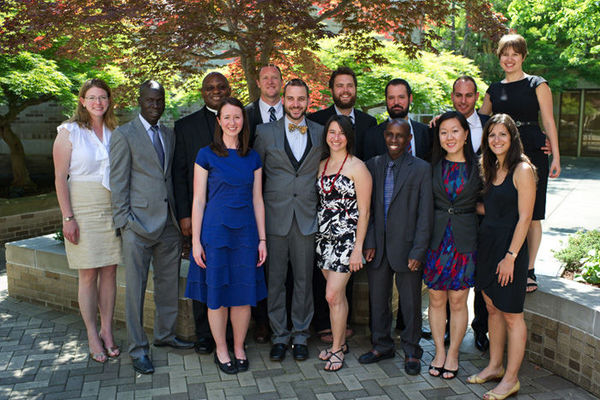 Master's Class of 2012 Sets Out to Build Peace