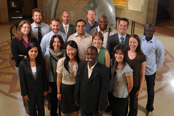 MA Interns Head to Uganda, South Africa, Philippines, US