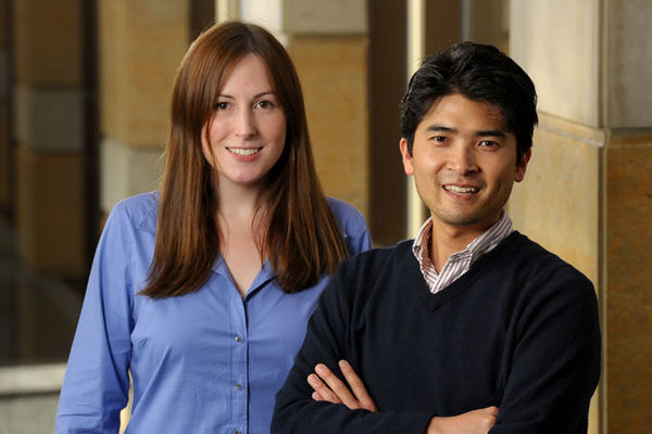 Ph.D. Students Named Mullen Family Fellows