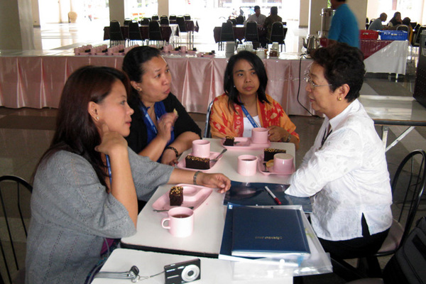 Peace Studies Workshop Held in Thailand