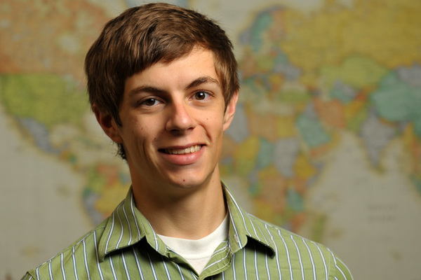 Ph.D. Student Wins NSF Award