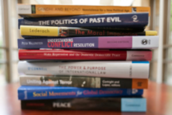 Essential Books for Conflict Transformation