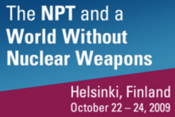 Experts Gather to Advance a World without Nuclear Weapons