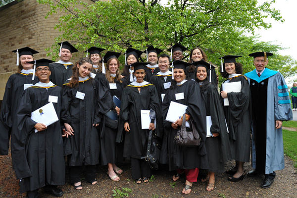 Peace Studies Class of 2009 Honored