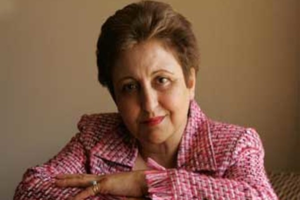 Rescheduled: Nobel Laureate Shirin Ebadi at Notre Dame