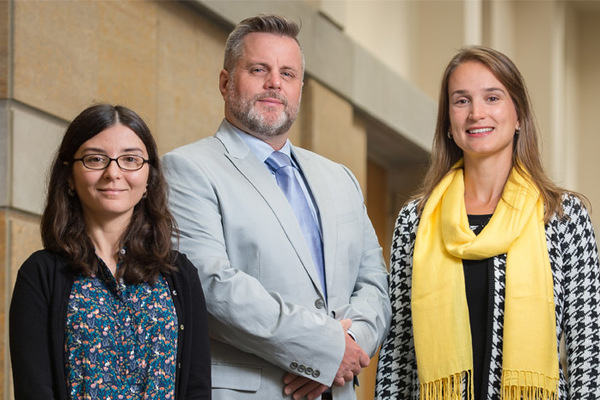 Kroc Welcomes 2017-18 Visiting Research Fellows