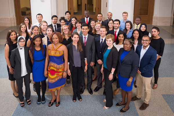 Welcome, Master of Global Affairs Class of 2019!