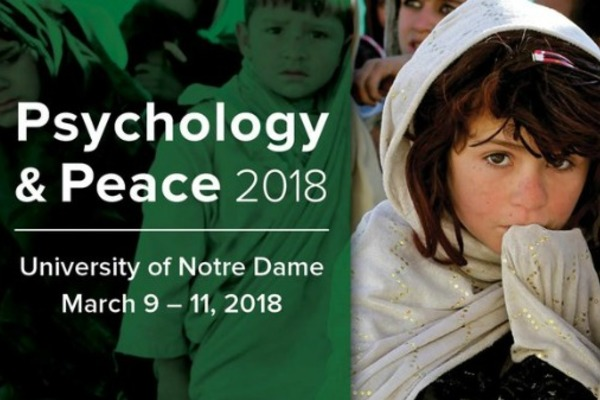 Psychology and Peace Conference 2018