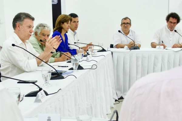 Kroc Institute Leaders Provide Partial Update on Colombia Peace Accord Progress