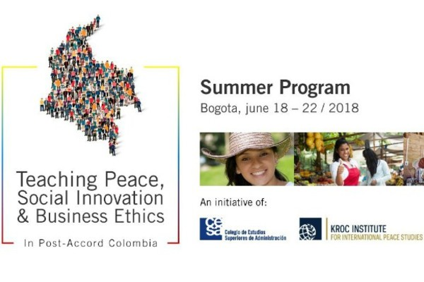 Teaching Peace, Social Innovation and Business Ethics in Post-Accord Colombia