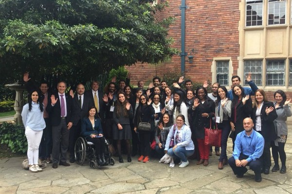 Teaching Peace Institute Draws Over 50 Attendees in Bogotá