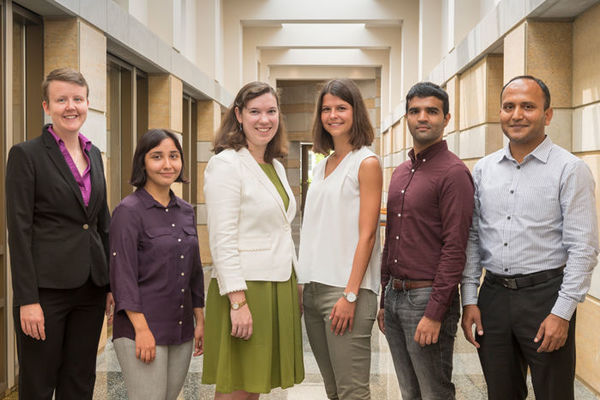 Kroc Welcomes Six New Ph.D. Students