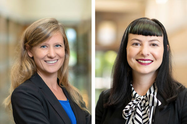 Kroc Institute welcomes two new faculty members
