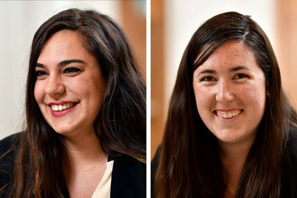 Master of global affairs students awarded Catholic Relief Services fellowships
