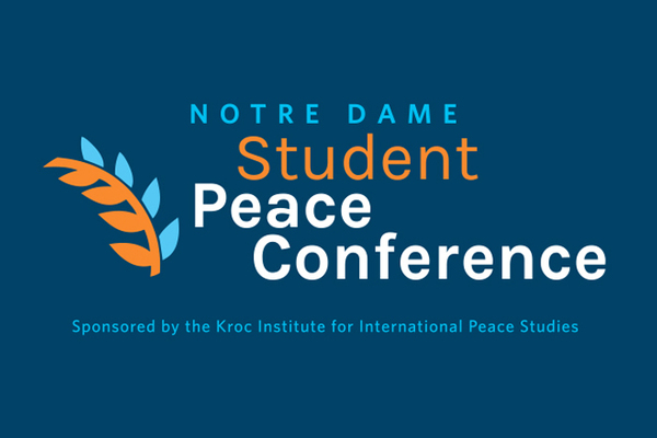 Notre Dame Student Peace Conference